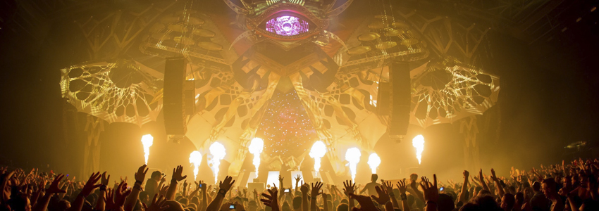 Banners Qlimax Events